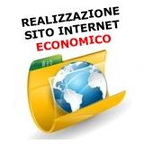 REALIZZAZIONE SITO INTERNET ECONOMICO