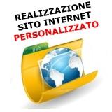 SITI INTERNET PERSONALIZZATI