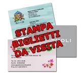 STAMPA 1000 BIGLIETTI DA VISITA (stampa fronte)